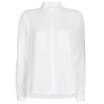 textil Mujer camisas See U Soon GARAGARE Blanco