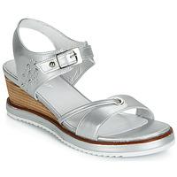 Zapatos Mujer Sandalias Regard RAXALI V3 ECLAT ARGENT Plata