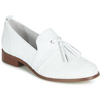 Zapatos Mujer Derbie Regard REVA V1 TRES NAPPA BLANC Blanco