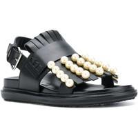 Zapatos Mujer Sandalias Marni FBMSY13G01LV734 nero