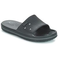 Zapatos Chanclas Crocs CROCBAND III SLIDE Negro