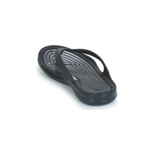 Zapatos Chanclas Flip Mujer W Negro Swiftwater Crocs ED9I2WH