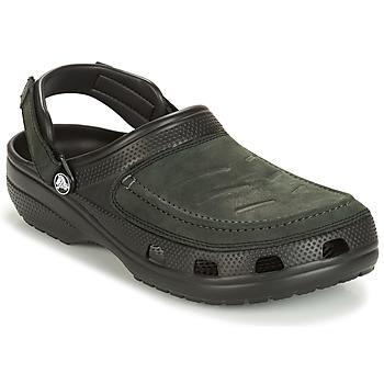 Zapatos Hombre Zuecos (Clogs) Crocs YUKON VISTA CLOG M Negro