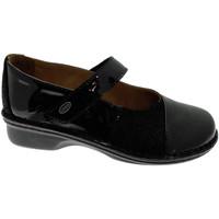 Zapatos Mujer Bailarinas-manoletinas Loren LOM2690ne nero