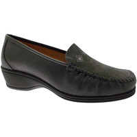 Zapatos Mujer Mocasín Calzaturificio Loren LOK3992gr grigio