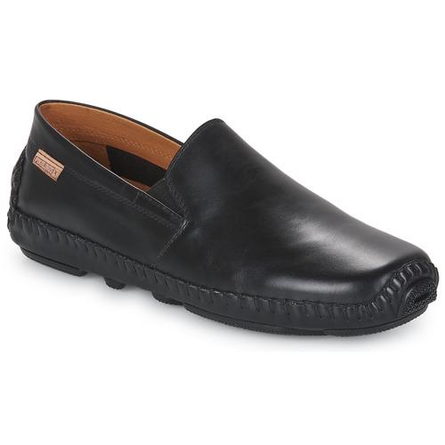 Zapatos especiales para hombres y mujeres Pikolinos JEREZ 09Z Negro
