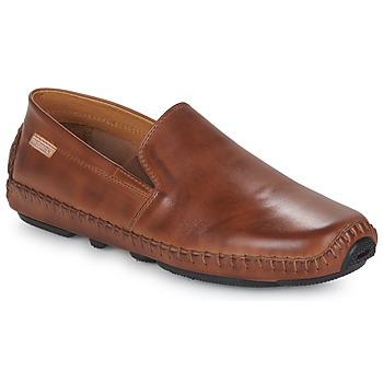 Zapatos Hombre Mocasín Pikolinos JEREZ 09Z Marrón