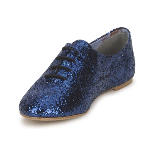 Richelieu Mujer Zapatos Natalie Azul Stylistclick Y6bv7gfIy