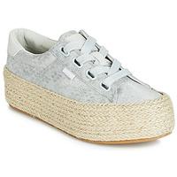Zapatos Mujer Zapatillas bajas MTNG WANDA Plateado
