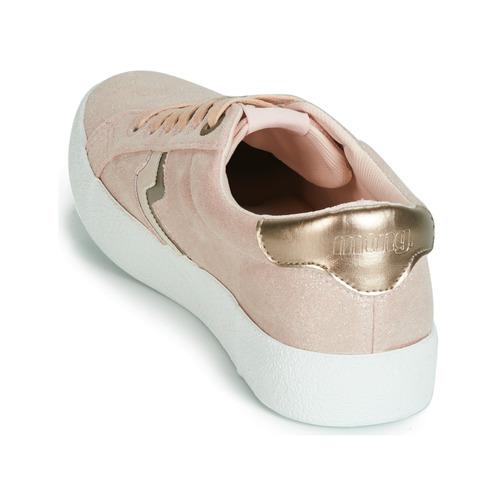 Mujer Nude Bajas Zapatos Zapatillas Mtng Rolling tCQshrd