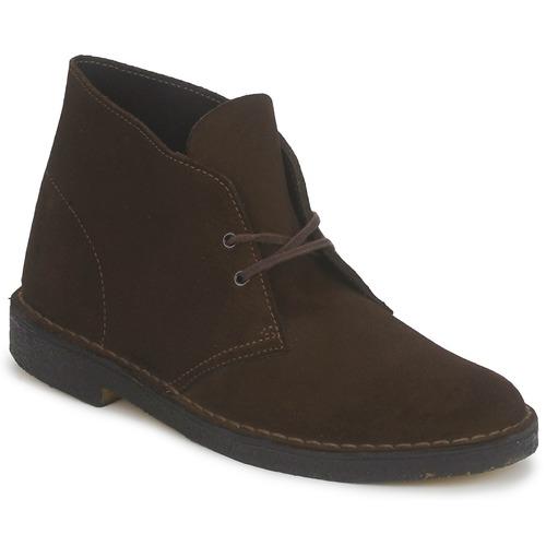 Recortes de precios estacionales, beneficios de descuento Clarks DESERT BOOT Marrón - Envío gratis Nueva promoción - Zapatos Botas de caña baja Hombre  Marrón