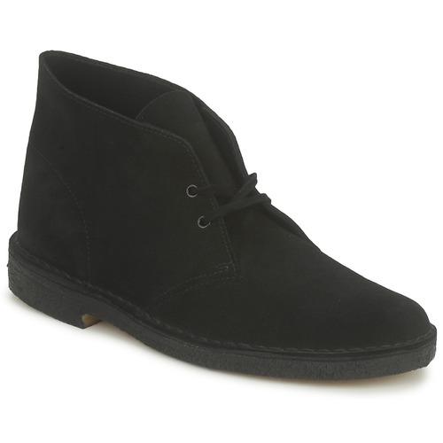 Venta de liquidación de temporada Clarks DESERT BOOT Negro - Envío gratis Nueva promoción - Zapatos Botas de caña baja Hombre  Negro