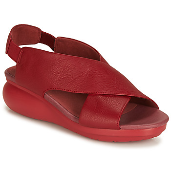 Zapatos Mujer Sandalias Camper BALLOON Rojo
