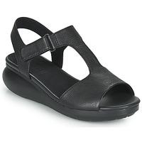 Zapatos Mujer Sandalias Camper BALLOON SALOME Negro