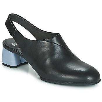 Zapatos Mujer Zapatos de tacón Camper TWSS Negro