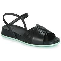 Zapatos Mujer Sandalias Camper ATONIK Negro