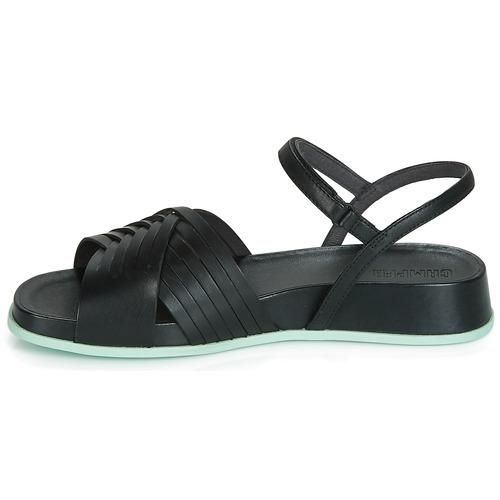 Negro Mujer Camper Sandalias Atonik Zapatos nk0wOPX8N