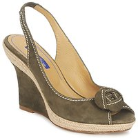 Zapatos Mujer Sandalias Atelier Voisin ALIX Kaki