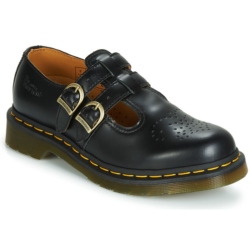 Zapatos Mujer Derbie Dr Martens 8066 Mary Jane Negro