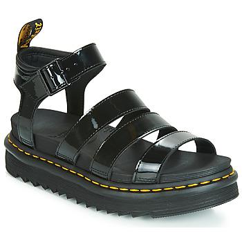 10ffe712e71 Zapatos Mujer Sandalias Dr Martens Blaire Negro
