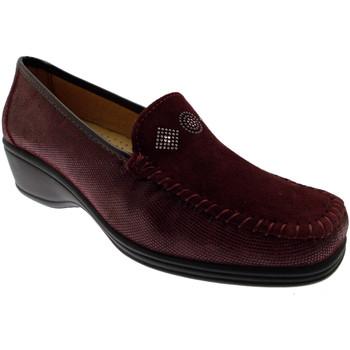 Zapatos Mujer Mocasín Calzaturificio Loren LOK3992bo blu