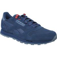 Zapatos Niño Zapatillas bajas Reebok Sport Classic Leather CN4703