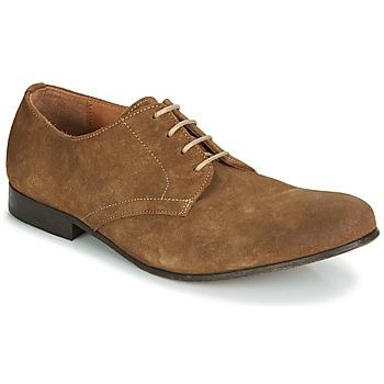 Zapatos Hombre Derbie Hudson PIER Marrón