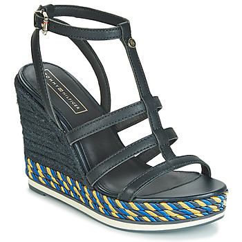 Zapatos Mujer Sandalias Tommy Hilfiger VANCOUVER 7A Marino
