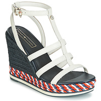 Zapatos Mujer Sandalias Tommy Hilfiger VANCOUVER 7A Blanco