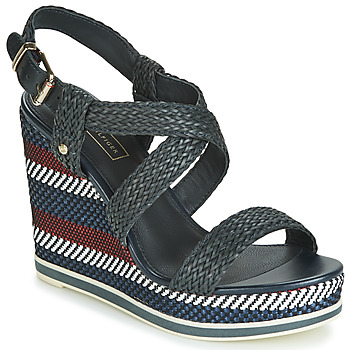 Zapatos Mujer Sandalias Tommy Hilfiger VANCOUVER 9Y Marino