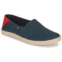 Zapatos Hombre Alpargatas Tommy Hilfiger GRANADA 2D Marino