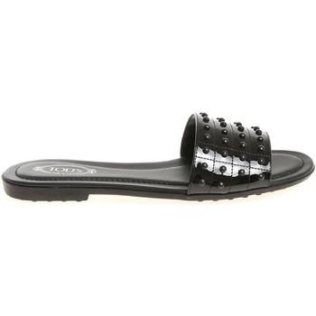 Zapatos Mujer Zuecos (Mules) Tod's XXW0OV0Y401OW0B999 nero
