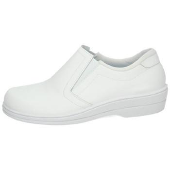 Zapatos Mujer Zapatos de trabajo Percla Zapato de trabajo BLANCO