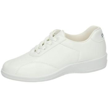 Zapatos Mujer Zapatos de trabajo Percla Zapatos cÓmodos BLANCO