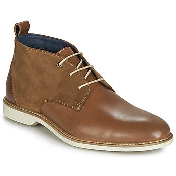 Zapatos Hombre Botas de caña baja Casual Attitude JALAYAPE Marrón