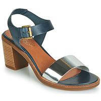 Zapatos Mujer Sandalias Casual Attitude JALAYEVE Azul / Plata