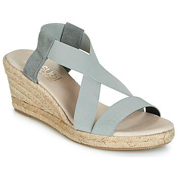Zapatos Mujer Sandalias Casual Attitude JALAYEBE Gris