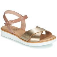 Zapatos Mujer Sandalias Casual Attitude JALAYEDE Rosa / Oro