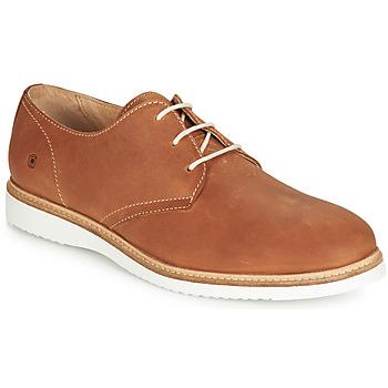 Zapatos Hombre Derbie Casual Attitude JALAYIME Cognac