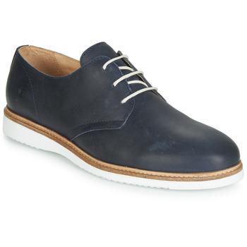 Zapatos Hombre Derbie Casual Attitude JALIYAPE Marino