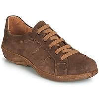 Zapatos Hombre Derbie Casual Attitude JALIYAFE Marrón