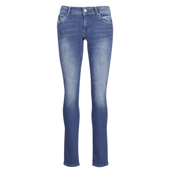 textil Mujer vaqueros slim Pepe jeans NEW BROOKE POWER FEX Azul / Uc1