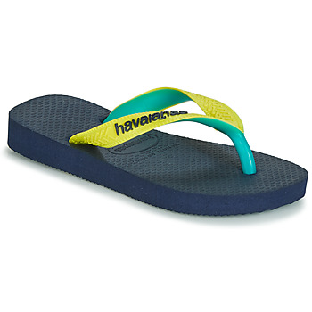 Zapatos Chanclas Havaianas TOP MIX Amarillo