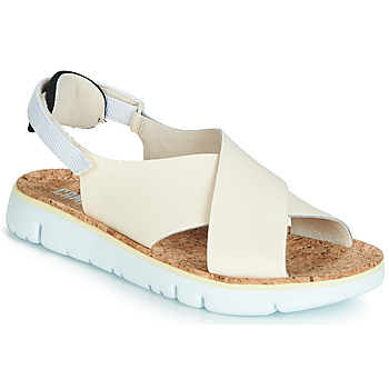 Zapatos Mujer Sandalias Camper ORUGA Blanco