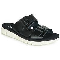 Zapatos Mujer Sandalias Camper ORUGA MULE Negro