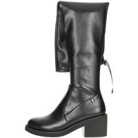 Zapatos Mujer Botas a la rodilla Braccialini TA116 Negro