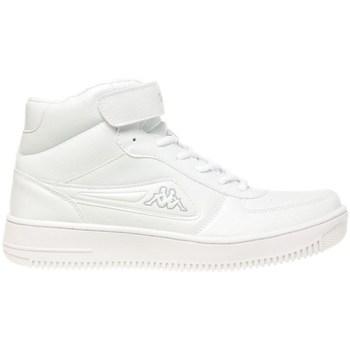 Zapatos Hombre Zapatillas altas Kappa Bash Mid Blanco