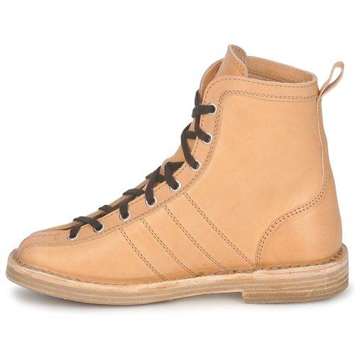 Venta de liquidación de temporada Zapatos especiales Swedish hasbeens VINTAGE BOWLING BOOT Beige