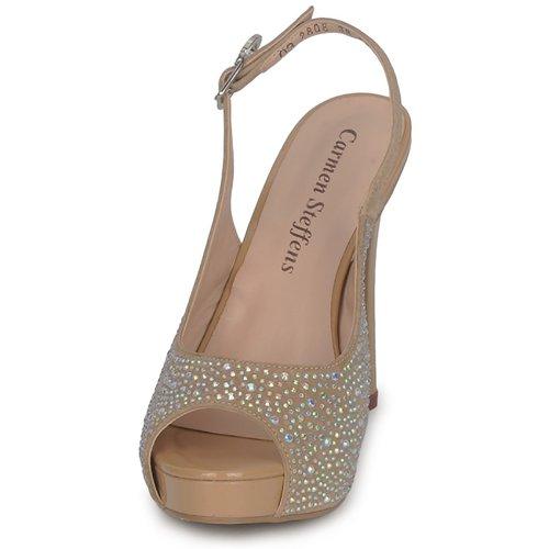 Carmen Sandalias Marrón Nimea Steffens Zapatos Mujer nOymw0Nv8