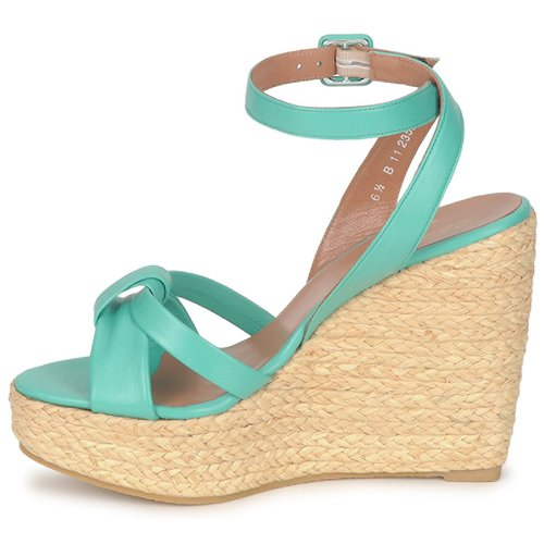 Zapatos Deba Clergerie Mujer Sandalias Robert PacíficoNatural 0O8Pnwk